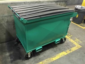 Locomotive Filter Cart