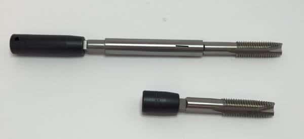 GE Slip Ring Removal Tools Taps