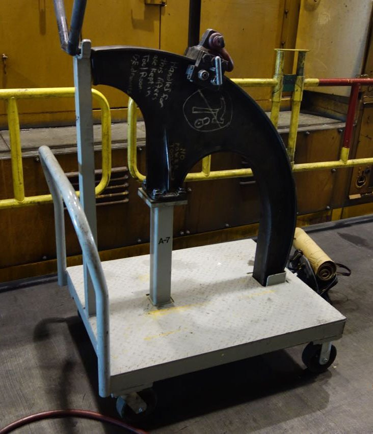GE Power Assembly Lifter Cart